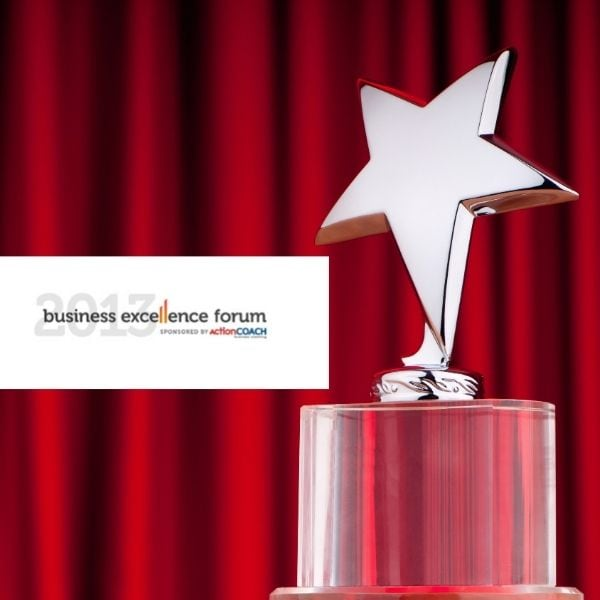 Business Excellence Forum Awards 2013